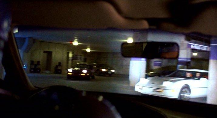 1984 Chevrolet Corvette C4, RoboCop 1987