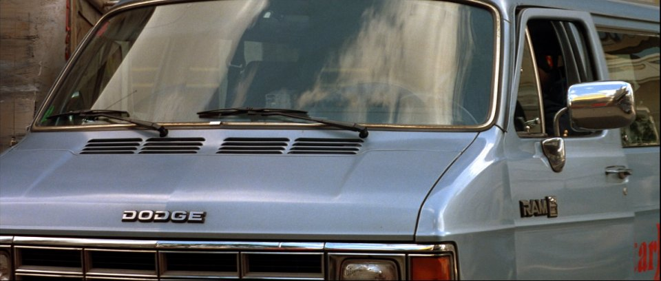 1986 Dodge Ram Wagon