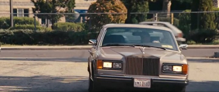 1986 Rolls-Royce Silver Spirit, 2013 The Wolf of Wall Street