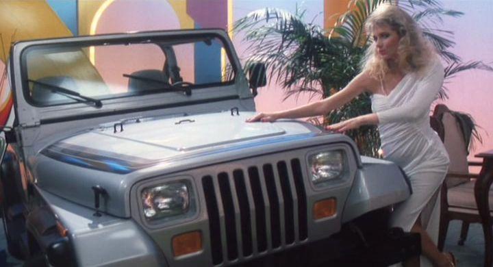 1987 Jeep Wrangler YJ