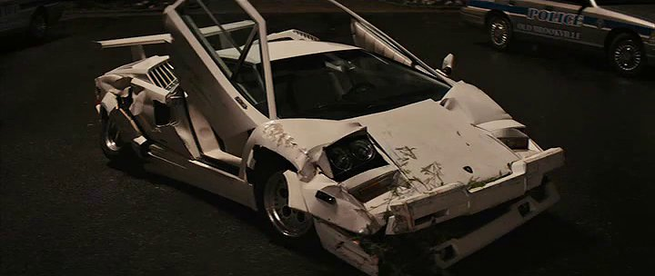 2013 the wolf of wall street 1989 lamborghini countach for Wall street motor cars