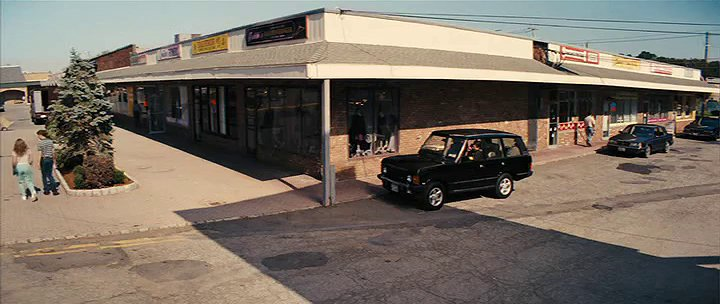 1989 Land-Rover Range Rover Series I