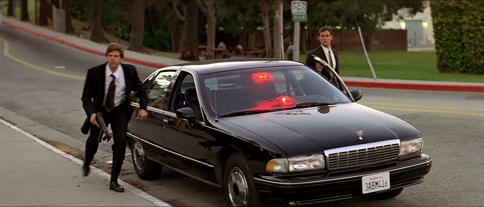 1991 Chevrolet Caprice - Best Movie Cars