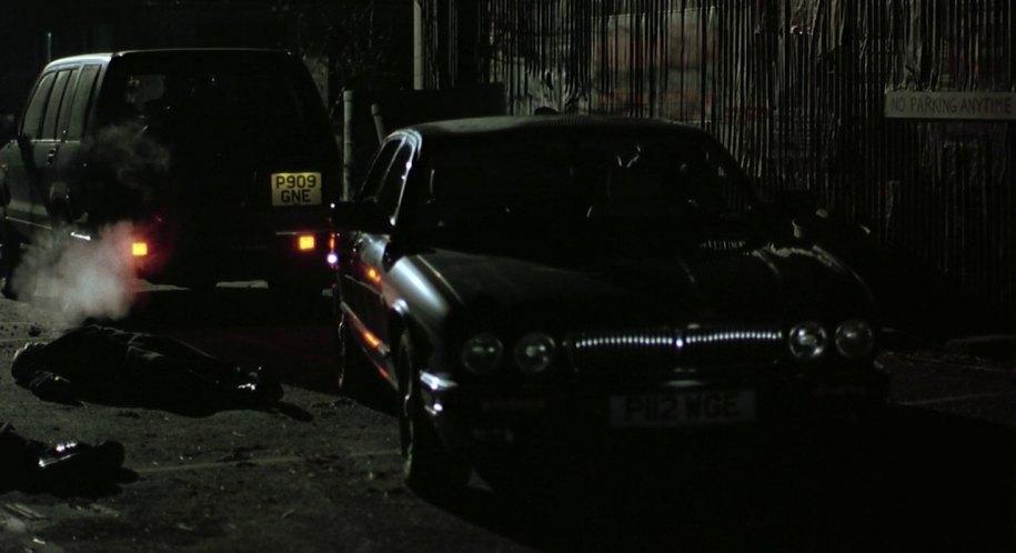 1996 Vauxhall Monterey