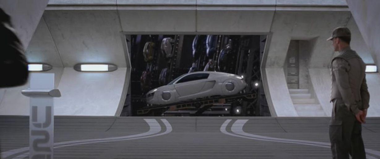 2004 Audi RSQ