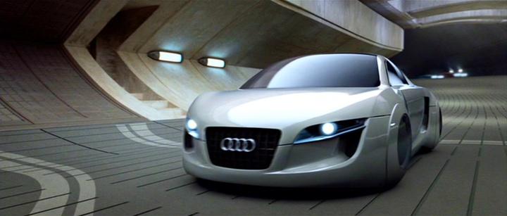 2004 Audi RSQ, I Robot 2004