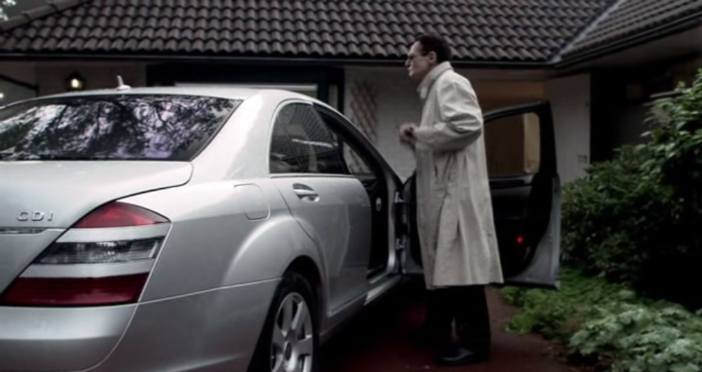 2006 Mercedes-Benz S 320 CDI W221, The Human Centipede 2009