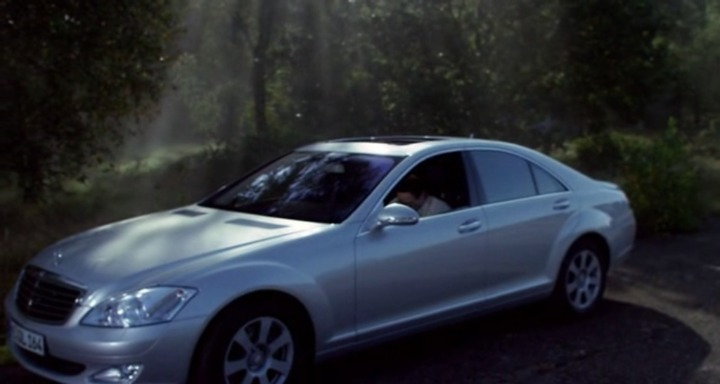 2006 Mercedes-Benz S 320 CDI W221, The Human Centipede First Sequence, The Human Centipede 2009