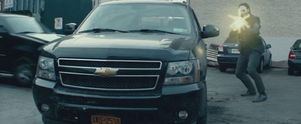 2007 Chevrolet Tahoe, John Wick 2014