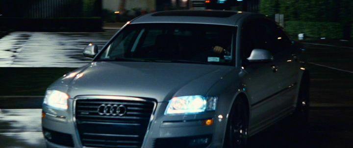 2009 Audi A8 L 4,2 FSI Quattro D3 Typ 4E, Iron Man 2