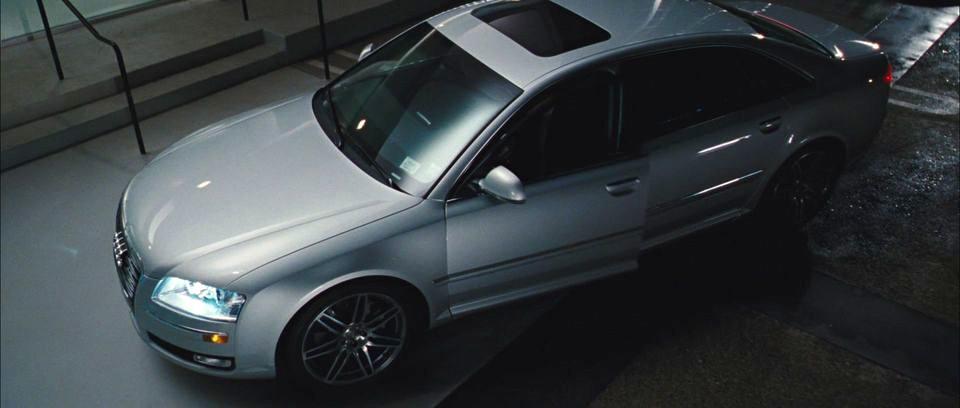 2009 Audi A8 L 4,2 FSI Quattro D3 Typ 4, Iron Man 2 2010