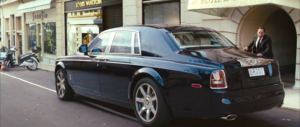 2009 Rolls-Royce Phantom, Iron Man 2 2010