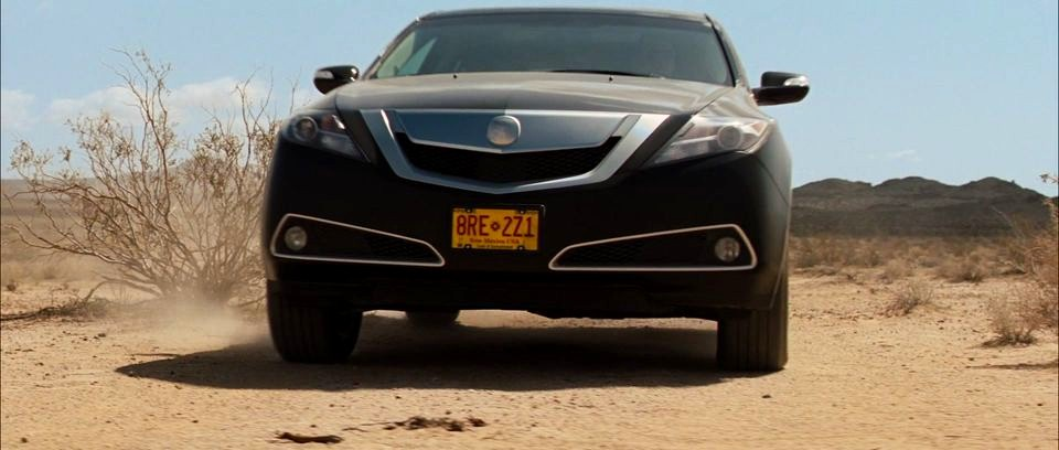 2010 Acura ZDX, Iron Man 2 2010