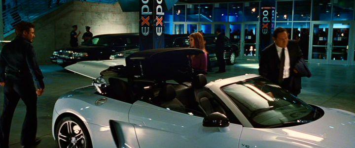 2010 Audi R8 Spyder 5,2 FSI Quattro Typ 42