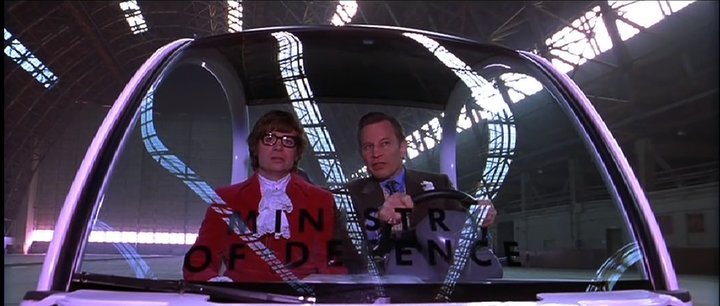 All Cars In Quot Austin Powers The Spy Who Shagged Me Quot 1999