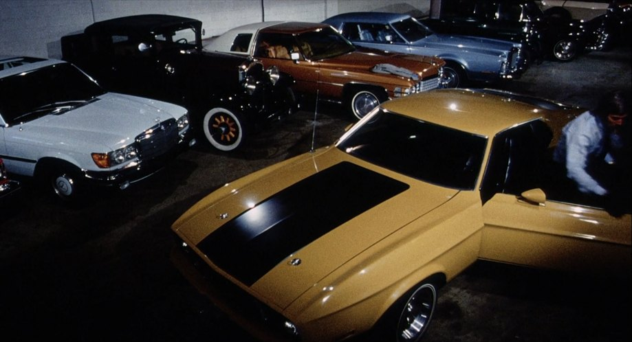 All The Cars In The Original Quot Gone In 60 Seconds Quot 1974