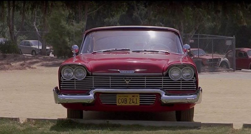 "All the Cars in ""Christine"" (1983)"