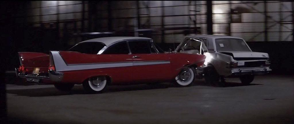 1958 Plymouth Belvedere as Fury