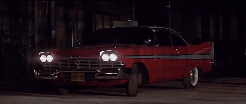 "Chevrolet Bel Air >> All the Cars in ""Christine"" (1983)"