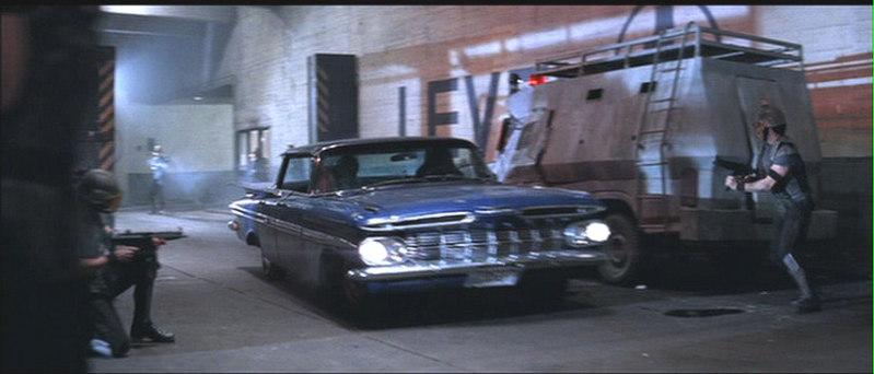 1959 Chevrolet Impala Sport Sedan 1839, Highlander II The Quickening 1991