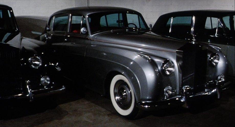 1959 Rolls-Royce Silver Cloud II
