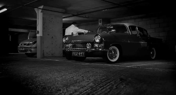 1959 Vauxhall Cresta PA, The Human Centipede II Full Sequence 2011