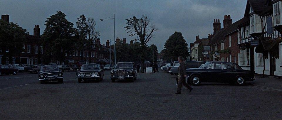 1961 Wolseley 6 110 Mk I ADO53