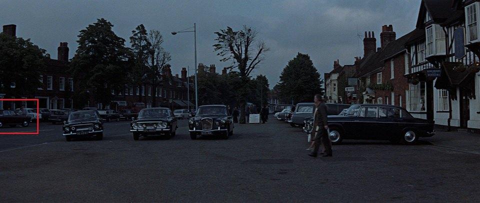 1962 Ford Zephyr 4 Mk III 211E
