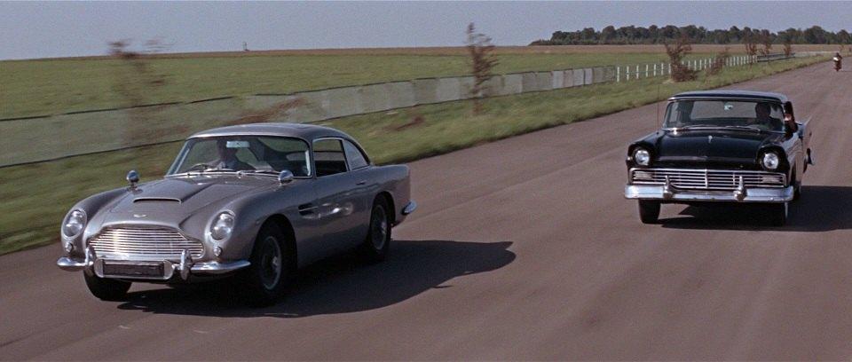 1963 Aston Martin DB5, Thunderball 1965