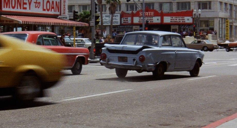 1963 Ford Consul Cortina Mk I
