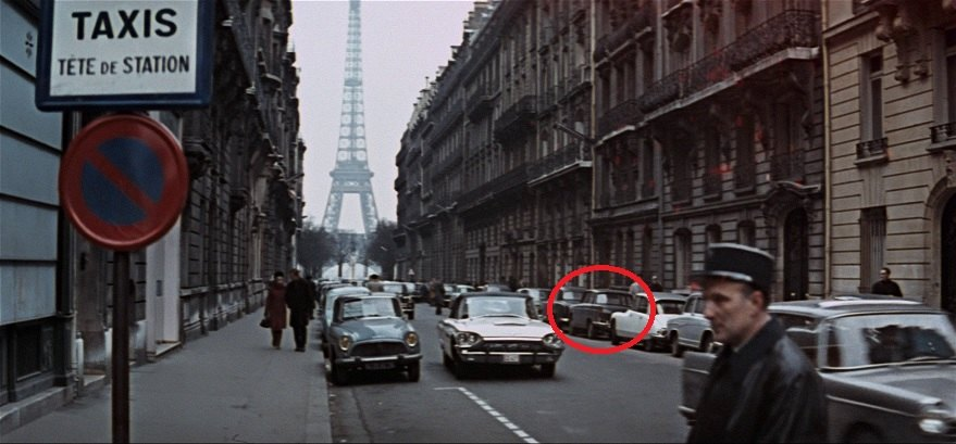 1963 Peugeot 404 Grand Tourisme