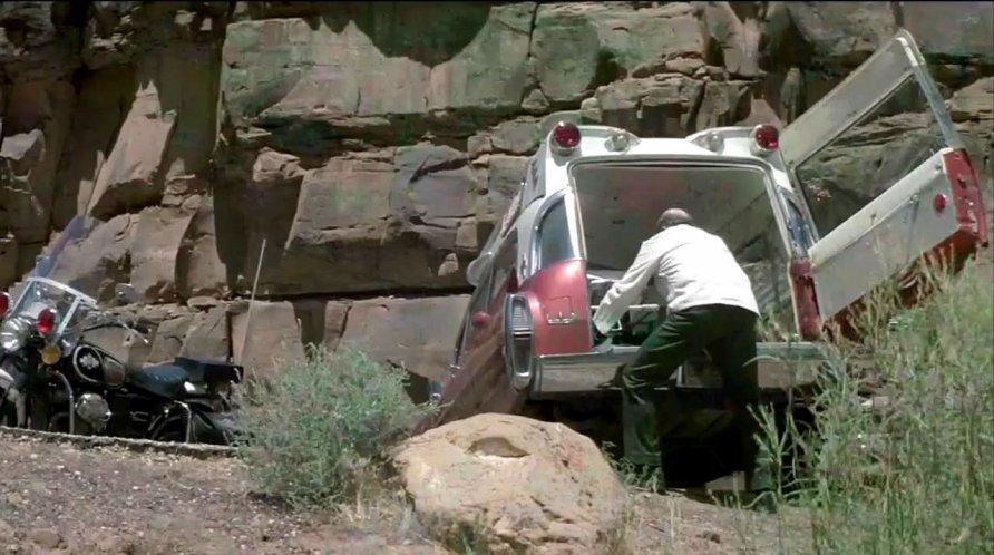 1964 Cadillac Ambulance Superior Royale Rescuer