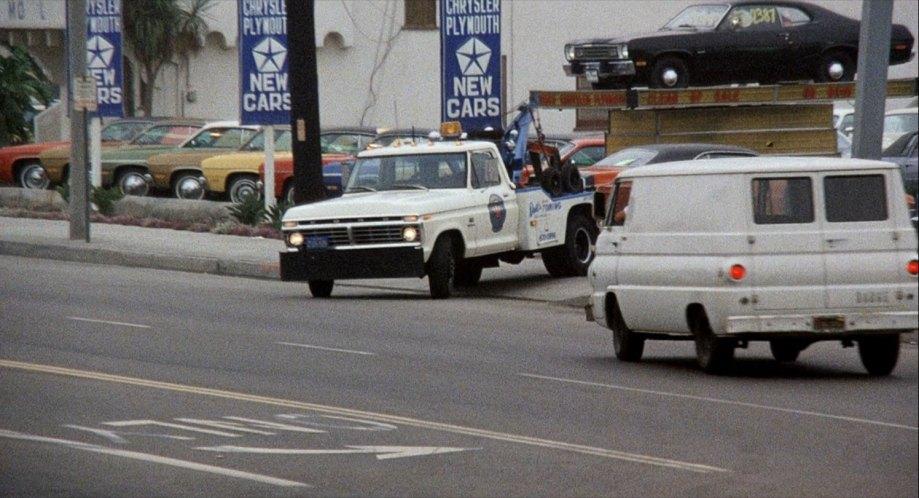 1964 Dodge A-100 Compact Van