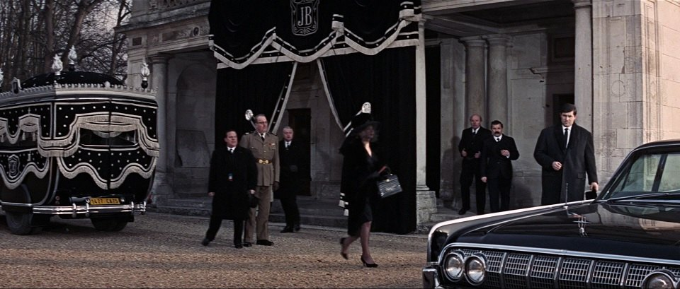 1964 Lincoln Continental Executive Limousine Lehmann Peterson