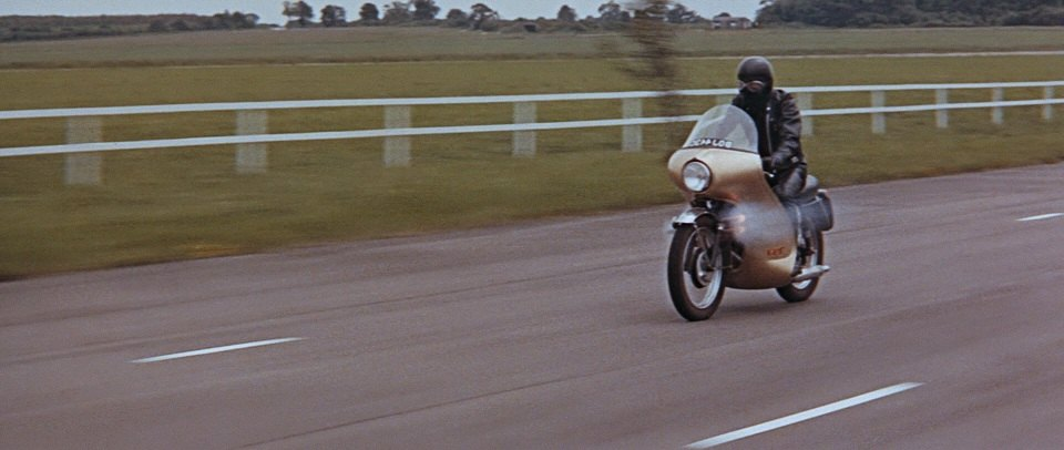 1965 BSA Lightning A65L