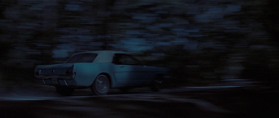 1965 Ford Mustang, Thunderball