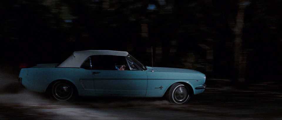 1965 Ford Mustang 3 Best Movie Cars