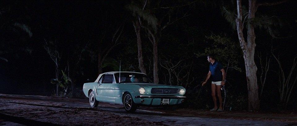 1965 Ford Mustang, Thunderball 1965