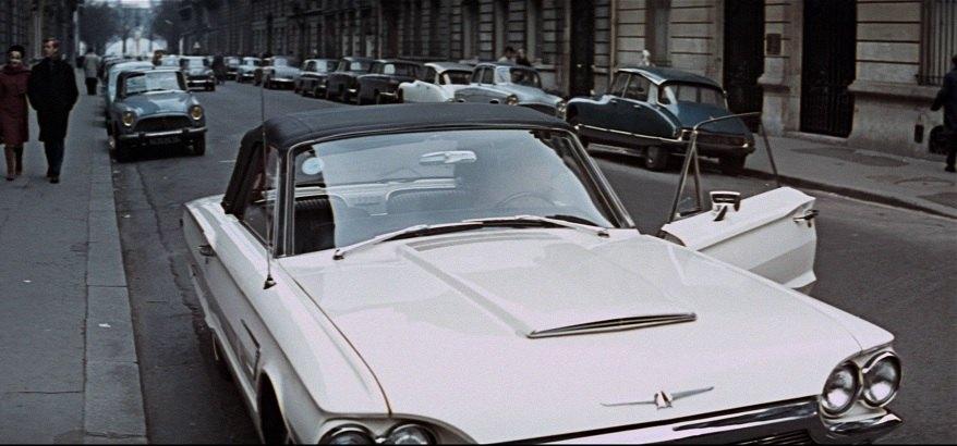 1965 Ford Thunderbird 76A