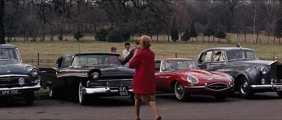 1965 Jaguar E-Type Fixed Head Coupe Series I
