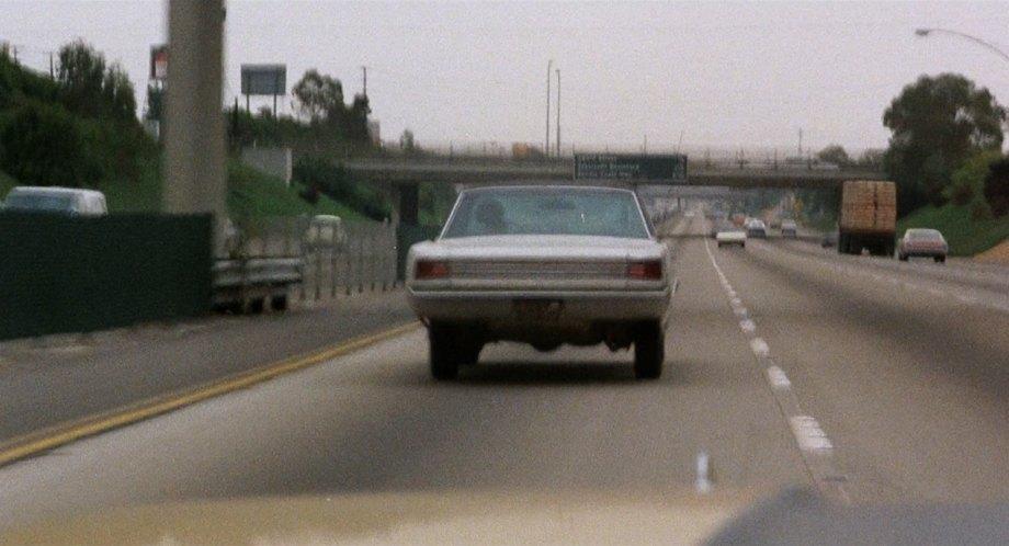 1966 Dodge Coronet 440 Four-Door Sedan