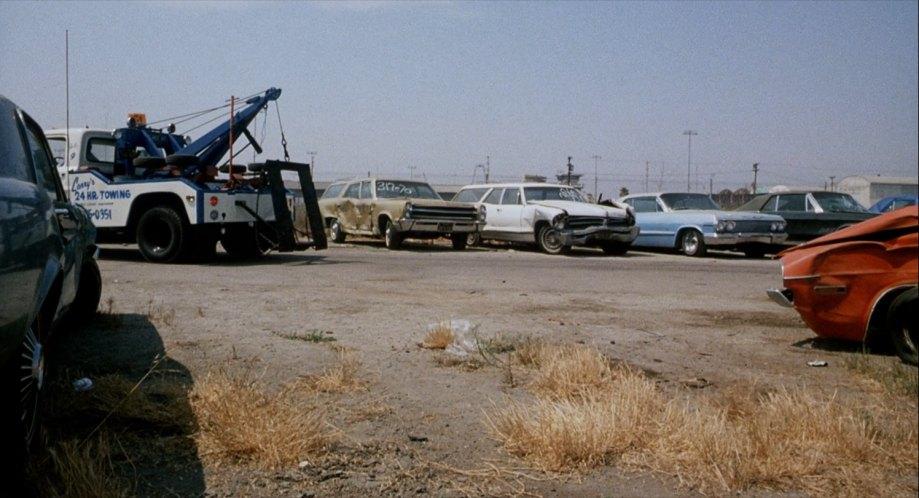 1966 Pontiac Catalina Safari