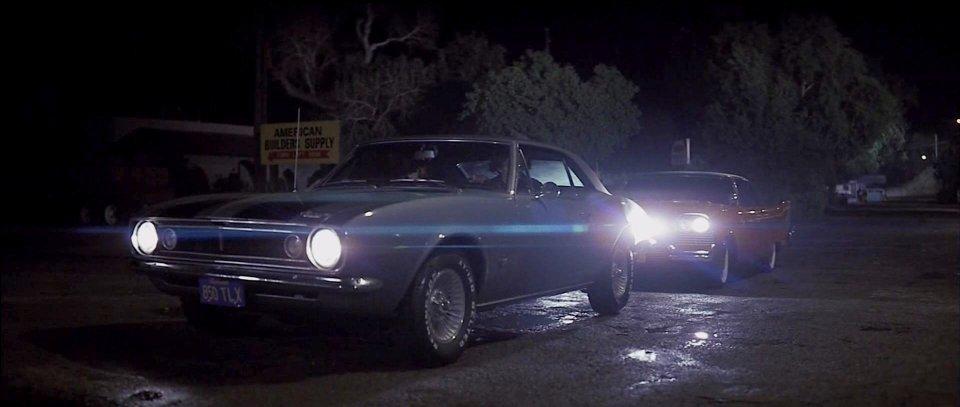 1967 Chevrolet Camaro, Christine 1983