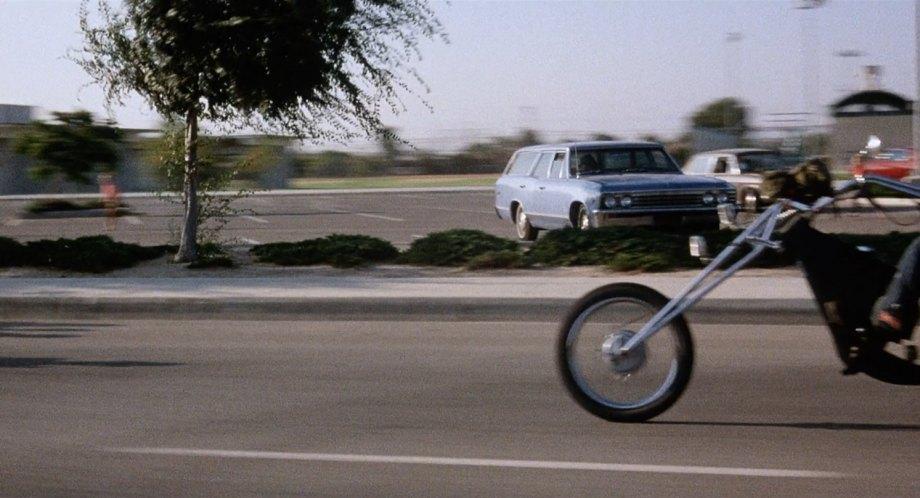 1967 Chevrolet Chevelle Wagon