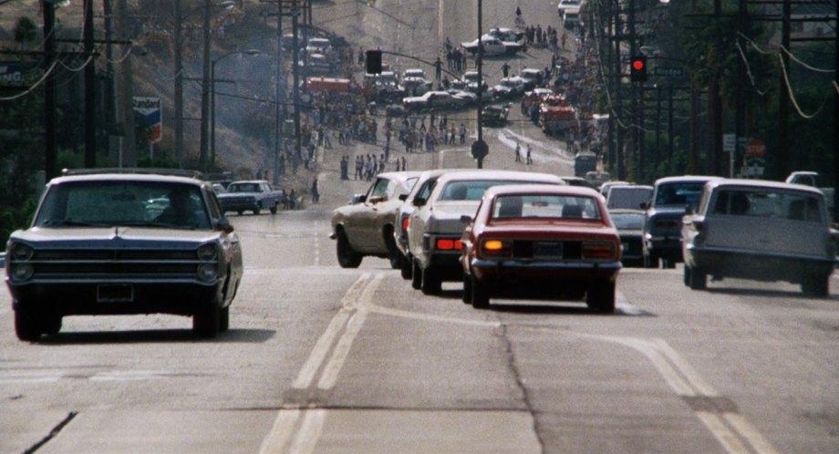 1967 Plymouth Fury Station Wagon