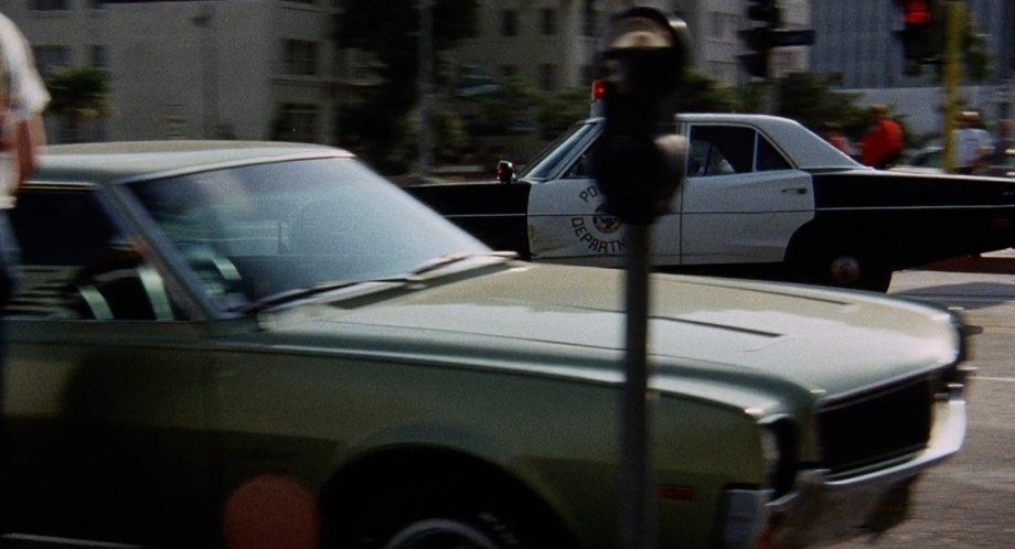 1968 AMC Javelin 6879