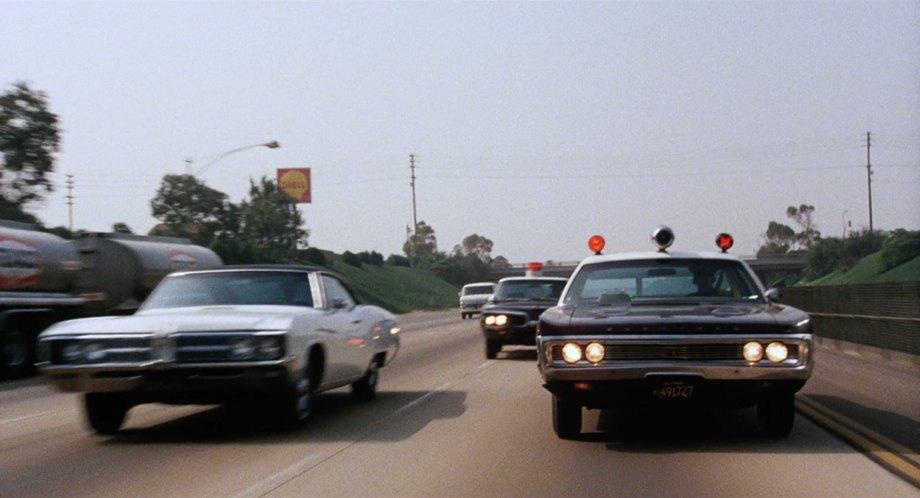 1968 Buick LeSabre Custom Two Door Hardtop 45487