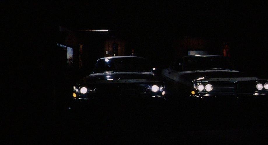 1968 Ford Custom Two-Door Sedan