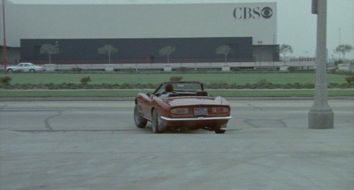 1968 Intermeccanica Italia GFX