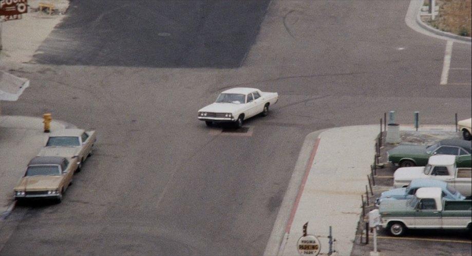 1968 Lincoln Continental 53A